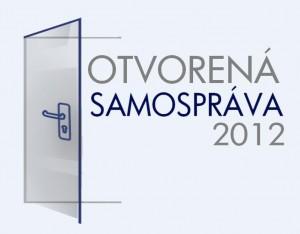 Otvorena samosprava 2012_logo