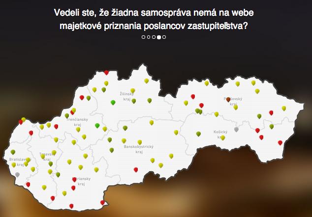 mapa OS 2014