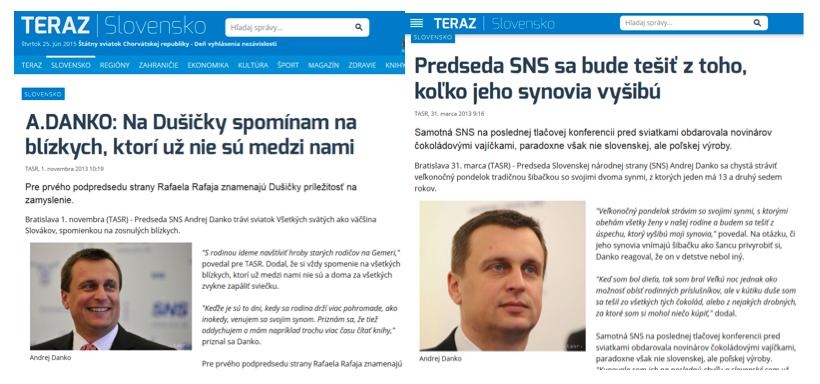 Andrej Danko_TASR a SNS blog